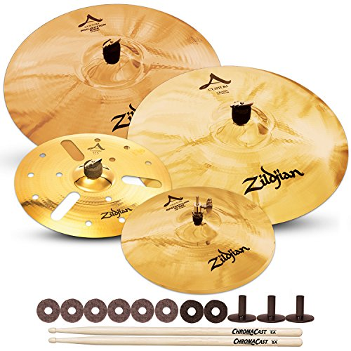 Crash Cymbal Custom Efx (Zildjian A Custom Pro Cymbal Pack)