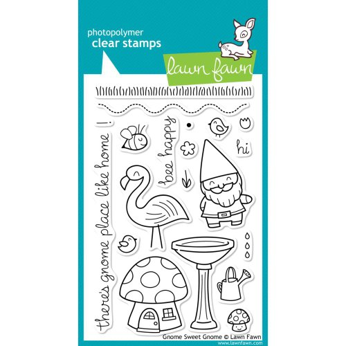 - Lawn Fawn Clear Stamps 4