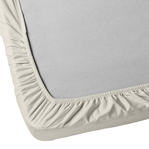 Jersey Knit Portable Mini Crib Sheet With Fitted Stretch