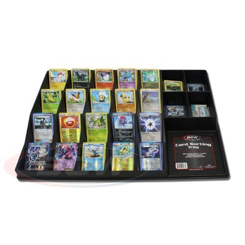 (BCW 1-CST Card Sorting Tray for Sports - Gaming)