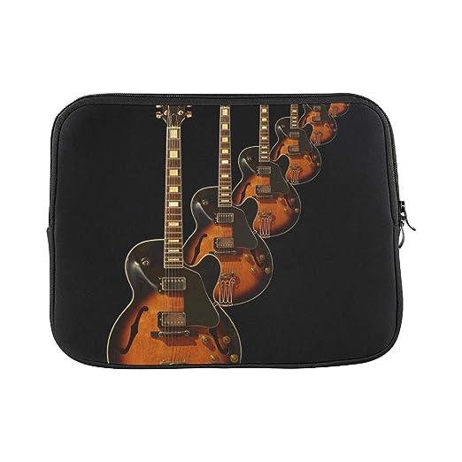 LIANGWE Diseño Personalizado Jazz Guitar Hollow Body Funda de ...