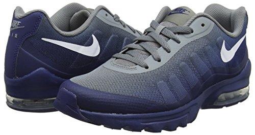 Course White cool 008 Homme Invigor Air De Grey Gris Blue Chaussures Void Nike Max Tqgfn5