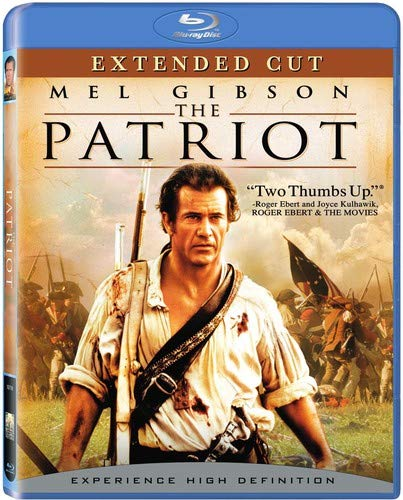 - The Patriot (Extended Cut) [Blu-ray]