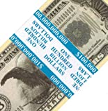 100 count Banded Federal Deserve Billion Dollar Bills