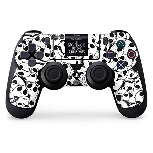 Jack Skellington PS4 Controller Skin