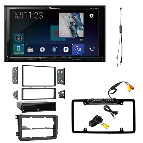 (Pioneer Double-DIN Multimedia Built-in Bluetooth Receiver w/ 7