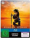 WONDER WOMAN Blu-ray Steelbook (Rare German Exclusive Artwork; Region-Free)