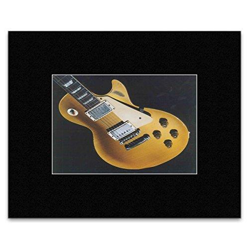 Price comparison product image CLASSIC GUITAR - Gibson Les Paul Standard Goldtop 1957 Mini Poster - 18.5x27cm