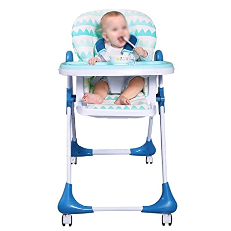 D-Z Silla De Comedor para Bebé Plegable Silla De Bebé De ...