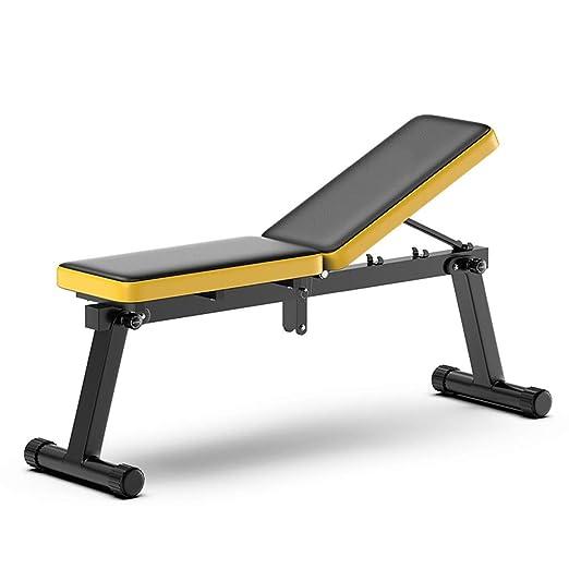 Musculación Fitness y ejercicio Banco de abdominales para el ...