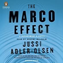 The Marco Effect: Department Q, Book 5 Audiobook by Jussi Adler-Olsen Narrated by Graeme Malcolm
