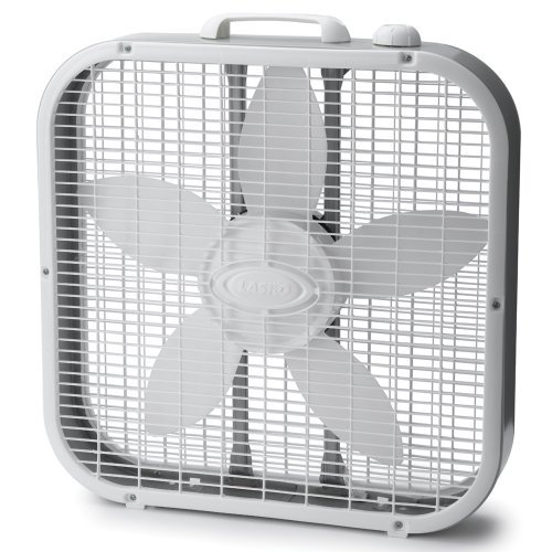 lasko 3733 box fan - 2