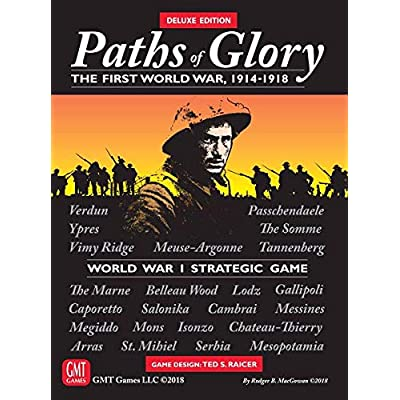 Paths of Glory Deluxe Edition: Toys & Games