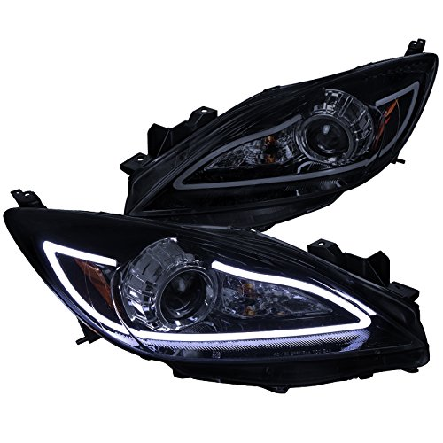 Mazdaspeed 3 Oem Led Tail Lights - 2