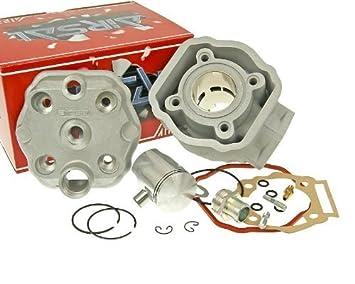 2005- D50B0 Zylinder Kit AIRSAL 50ccm M-Racing DERBI Senda DRD 50