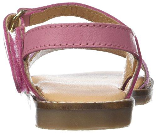 Rose Cheville Sandales Cr 200 b pink Tropezien L'atelier Fille Bride nq8Ovwx