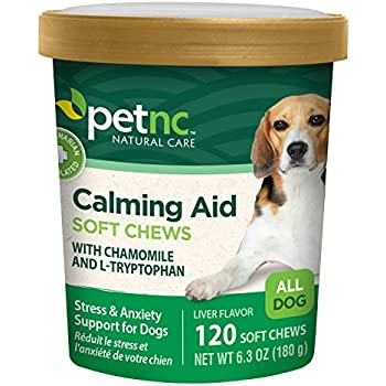 Amazon.com : NaturVet - Quiet Moments Calming Aid for Dogs