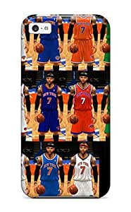 Best new york knicks basketball nba NBA Sports & Colleges colorful iPhone 5c cases 2219810K860304542