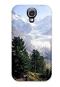 Tpu Case Cover Compatible For Galaxy S4/ Hot Case/ Glacier In Switzerland