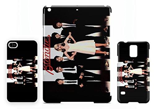 Blondie parallel lines iPhone 7+ PLUS cellulaire cas coque de téléphone cas, couverture de téléphone portable