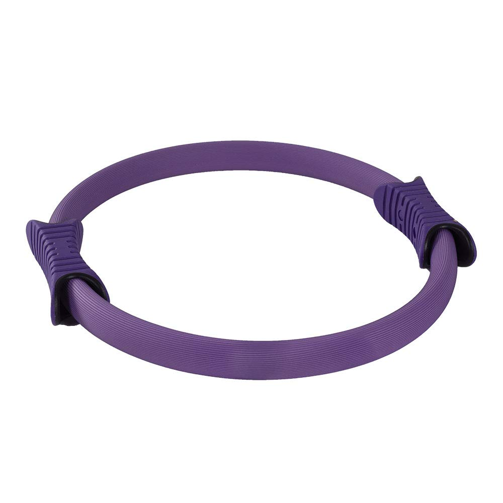 Power Systems Fiberglass Pilates Ring with 2 Handles