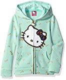 Hello Kitty Toddler Girls' Zip up Hoodie with