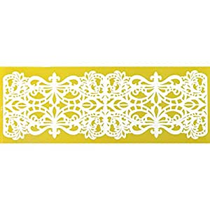 Victorian Motif Silicone Lace Mat by Chef Alan Tetreault