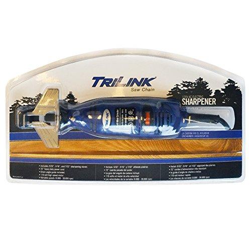 Trilink Saw Chain ECS110AC001TL 8-30K RPM AC Power Sharpener by Trilink Saw Chain