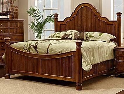 Amazon Com Chelsea Home 663103 Og 156054 O 824749 Coastal Panel Bed