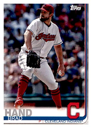 Amazon com: 2019 Topps Team Edition Cleveland Indians #CI-15