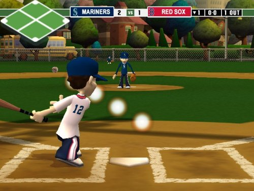 Amazon Com Backyard Baseball 2009 Playstation 2 Artist Not Provided Video Games