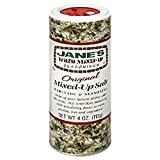 JANE'S, Krazy, Mixed Up Salt, Pack of 3, Size 4 OZ