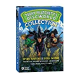 Terry Pratchett's Discworld Collection (Wyrd Sisters / Soul Music) by Acorn Media