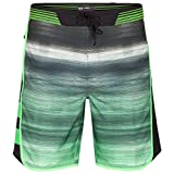 Hurley Men's Phantom Hyperweave Motion Fast Boardshorts, Rage Green, 33