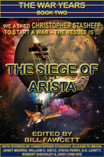 The Siege of Arista (The War Years, Book Two 2)