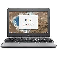 HP Chromebook 11-v010 11.6 - Intel Celeron N3060 1.6GHz, 4GB RAM, 16GB eMMC, Chrome OS (Certified Refurbished)