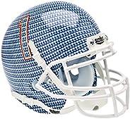 Schutt NCAA Tulsa Golden Hurricane Mini Authentic XP Football Helmet