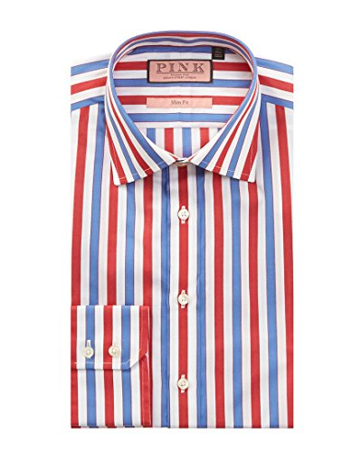 thomas-pink-mens-walbourn-slim-fit-dress-shirt-17-red