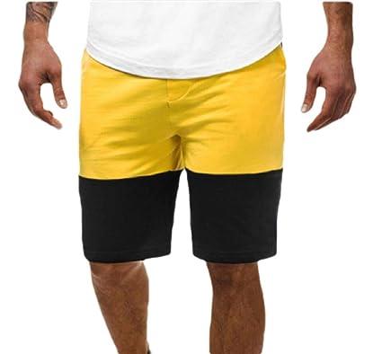 BingSai Pantalones Deportivos para Hombre Traje de baño ...
