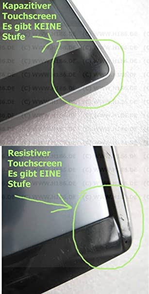 Rep 8 Touchscreen Reparatur Gps Navigation Mit 5 12 8 Cm Display Becker 5 50 Active Professional Ready Transit 7928 Magellan Medion P5235 P5430 Mio S501 S505 Navigon 8110 8310 Falk Pur 550 Navigation