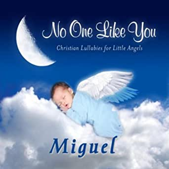 Miguel, I Love You So (Meguel) de Personalized Kid Music