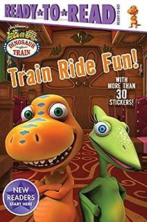 Book Cover: Train Ride Fun!