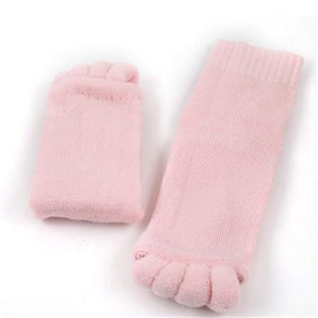 WXMDDN Masaje de Salud Cinco Calcetines para el Dedo ...