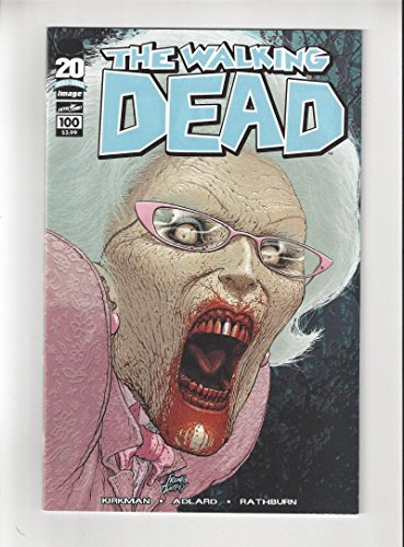 The Walking Dead #100/Quitely Cover/1st Negan/NM