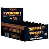 Yorkie Protein Chocolate Bar, 41.5 g, Pack of 24