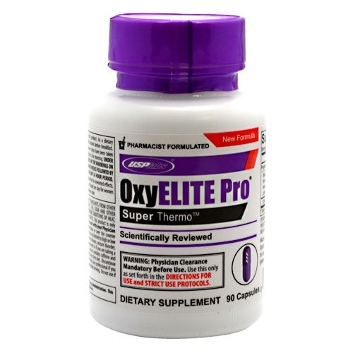 USP Labs Oxyelite Pro superbe Thermo Dietary Supplement 90 Ct