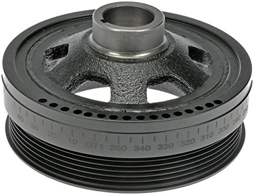 Dorman OE Solutions 594-415 Engine Harmonic Balancer (Mercedes Benz Harmonic Balancer)