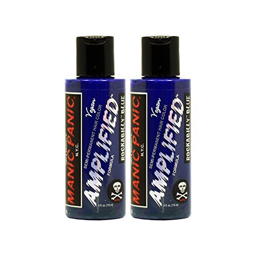 Manic-Panic-Amplified-Semi-Permanent-Hair-Color-Cream-Rockabilly-Blue-4oz-Pack-of-2
