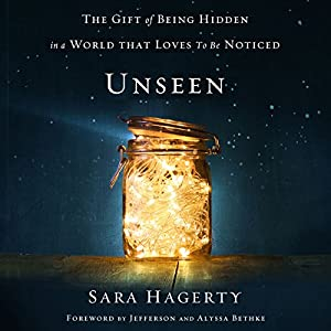 Unseen Audiobook