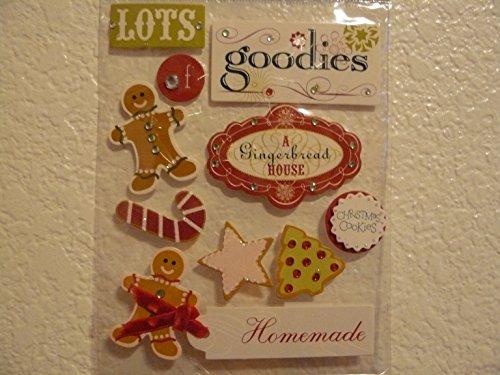 Lots of Goodies Soft Spoken 3d Embellishment